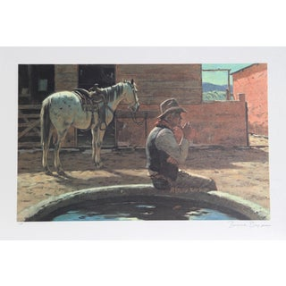 Duane Bryers, Reflections, Lithograph For Sale