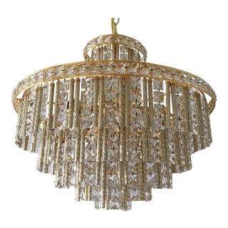 Wedding Cake Crystal Chandelier