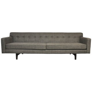 Dunbar Bracket Back Sofa by Edward Wormley For Sale