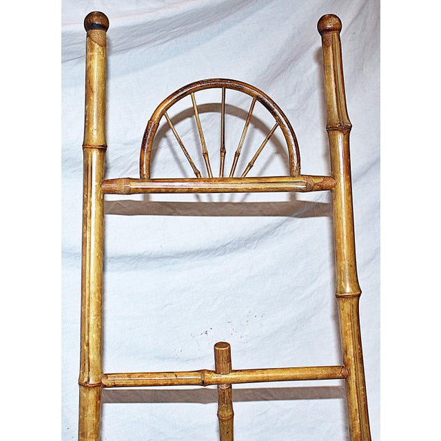 Antique Bamboo Easel - Image 3 of 4