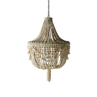 Frontgate Moira Beaded Chandelier For Sale