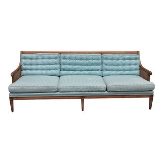 "Mid Century Neoclassical ""Hamptons"" Sofa For Sale"