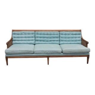 "Mid Century Neoclassical ""Hamptons"" Sofa For Sale"