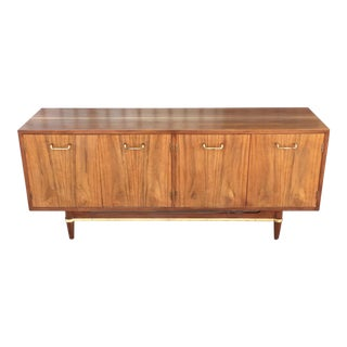 Mid-Century Credenza by American of Martinsville For Sale