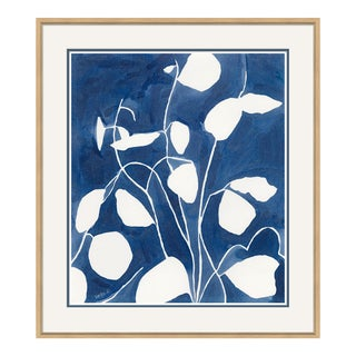 Indigo Plant Art Print For Sale