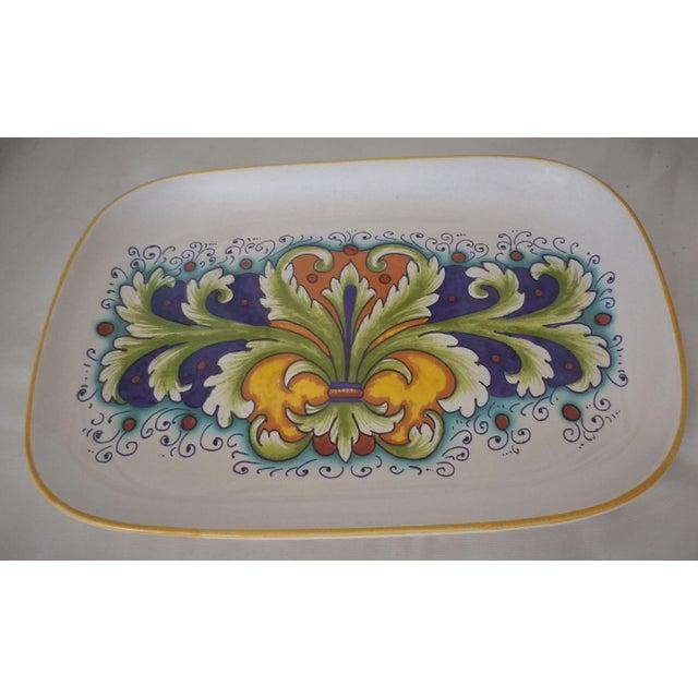 Nova Deruta Raffaellesco Platter/Tray - Image 2 of 5