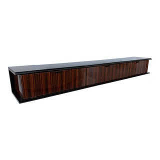 Pipim Custom Model One Floating Credenza For Sale