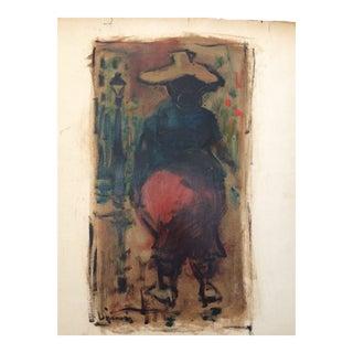 Sylvain Vigny Original Oil on Canvas Painting