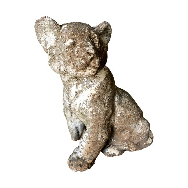 Vintage Concrete Tiger Cub - Image 1 of 7