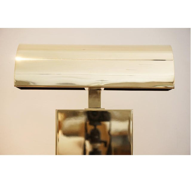 Mid-Century Modern 1970s Karl Springer Desk Lamp For Sale - Image 3 of 8
