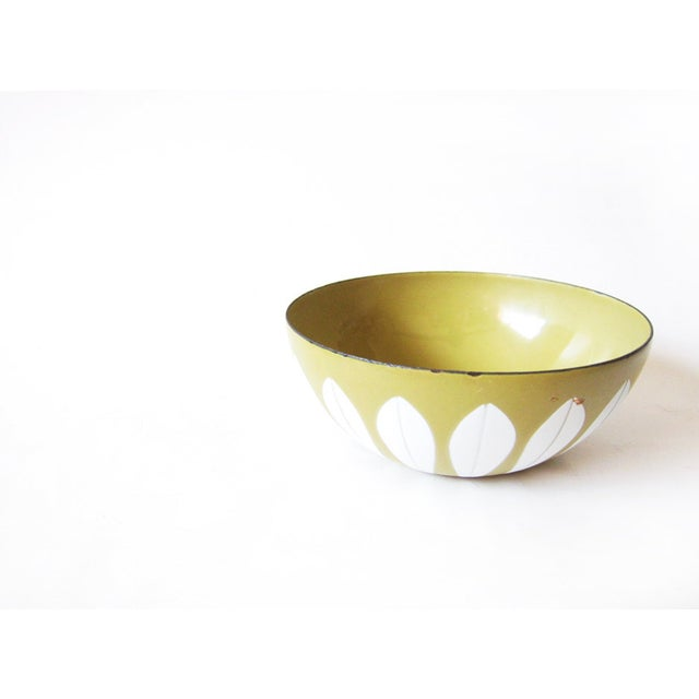 Mid Century Cathrineholm of Norway Enamel Bowl - Image 3 of 6