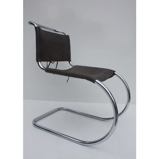 Knoll MR Side Chair By Mies Van Der Rohe - Image 2 of 9