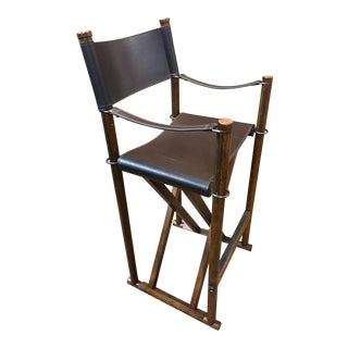 Mogens Koch Style Director Chair For Sale