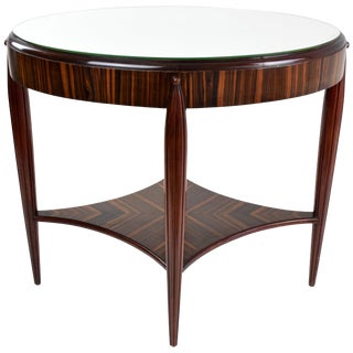 20th Century French Vintage Art Deco Console Table, 1930s For Sale
