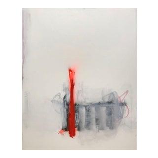 """Tommaso Fattovich """"Stazione Centrale"""", Painting For Sale"""