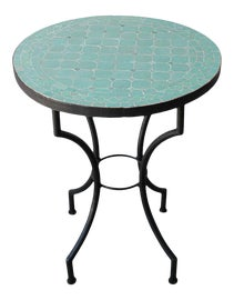 Image of Mosaic Outdoor Dining Tables