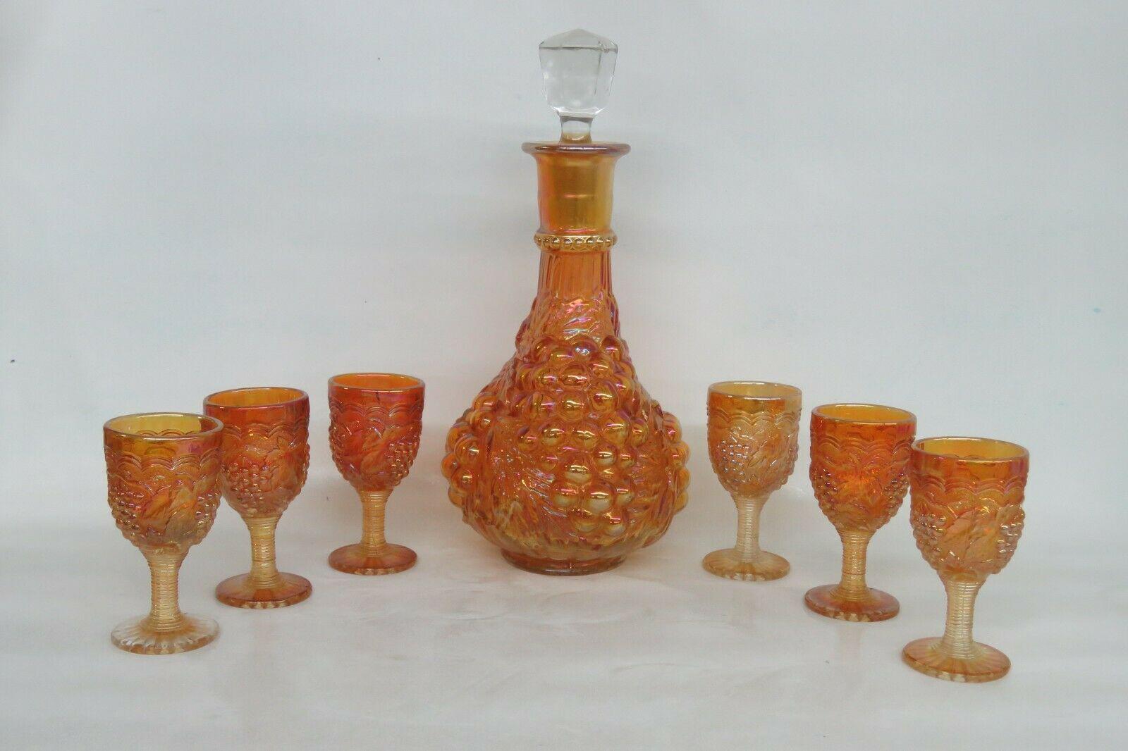 Marigold cordial set