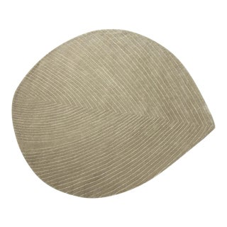 Nanimarquina Quill Medium Hand Tufted Rug 124X142 Cm For Sale