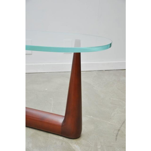 Biomorphic Coffee Table by T.H. Robsjohn Gibbings for Widdicomb - Image 4 of 6