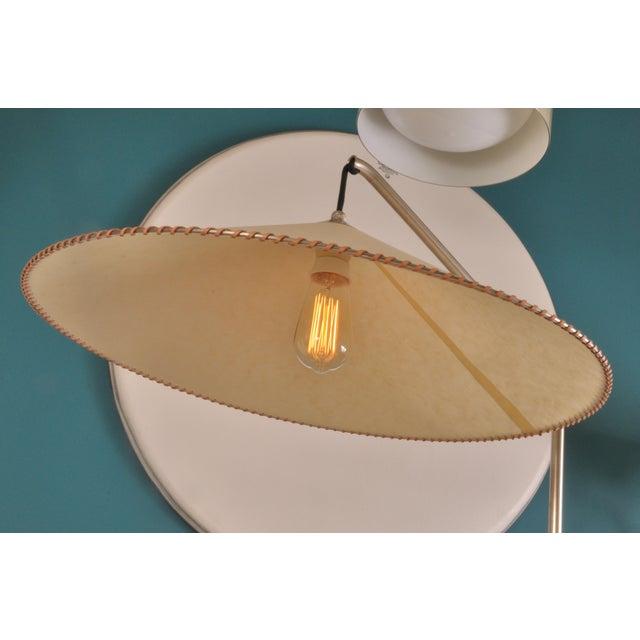 1930s Telescopic Floor Lamp by Bag Turgi, Switzerland, 1930s For Sale - Image 5 of 10