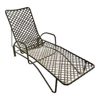 Brown Jordan Chaise Lounge For Sale