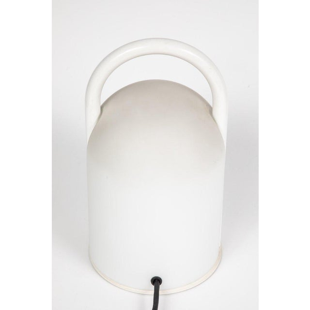 Large Romolo Lanciani 'Tender' Table Lamp for Tronconi For Sale - Image 11 of 13