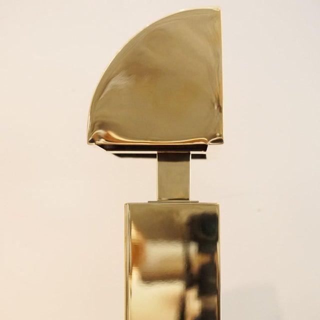 1970s 1970s Karl Springer Desk Lamp For Sale - Image 5 of 8