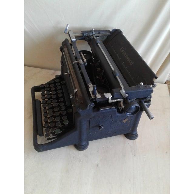 Antique Underwood Typewriter - Image 3 of 9