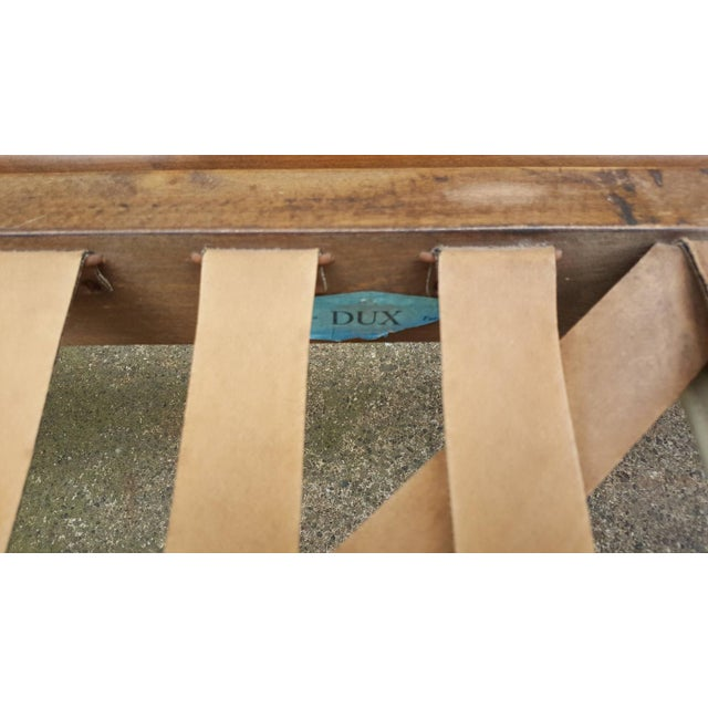 Dux Classic Scandinavian Modern Sofa - Image 8 of 8