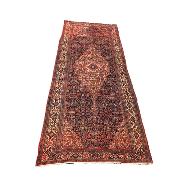 19th Fereghan / Saruk Palace Size Rug For Sale - Image 13 of 13