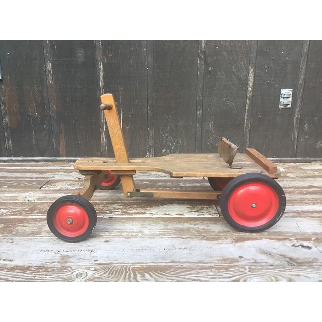 1960s Irish Mail Cart For Sale - Image 5 of 11