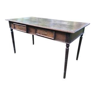 19th Century Brazilian Tropical Hardwood Table