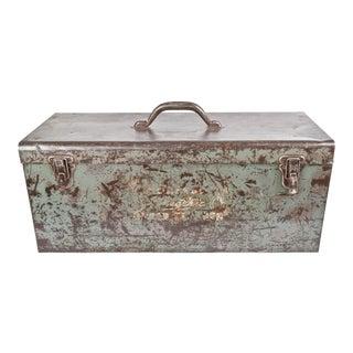 Vintage Refurbished Tool Storage Box