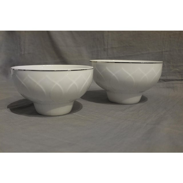 Metal 1970s Rosenthal Studio-Line China Service - Set of 98 For Sale - Image 7 of 10
