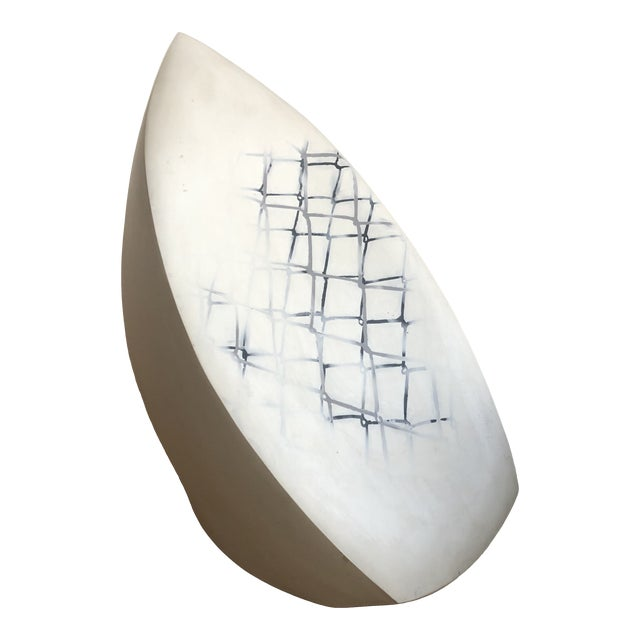 Large Contemporary Ceramic Sculpture For Sale