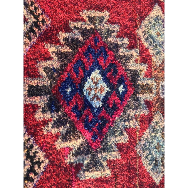 "Vintage Turkish Oushak Runner - 3' x 9'2"" - Image 4 of 11"