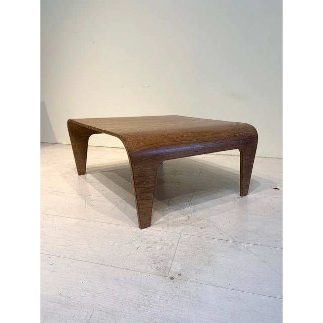 Mid-Century Marcel Breuer for Isokon Design Low Side Table For Sale - Image 11 of 11