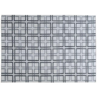 Stark Studio Rugs Contemporary Kilim Rug - 9′1″ × 12′1″ For Sale