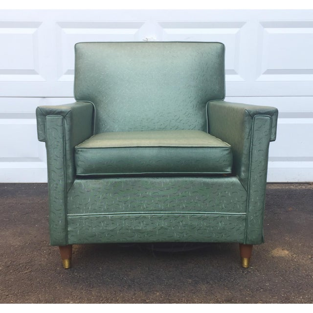 Mid-Century Modern Club Chair - Image 3 of 11