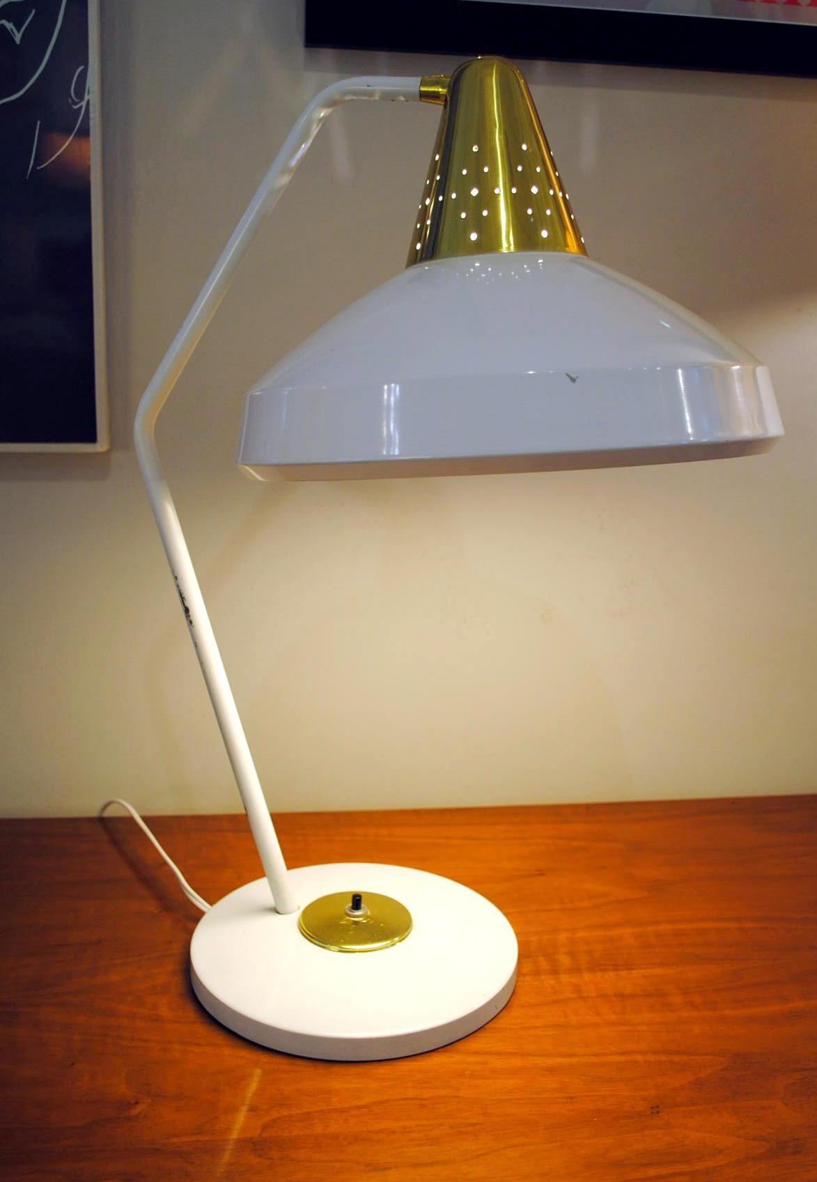 Mid Century Modern Desk L& by Swivelier-1950u0027s - Image 7 of 13  sc 1 st  Chairish & Mid Century Modern Desk Lamp by Swivelier-1950u0027s | Chairish