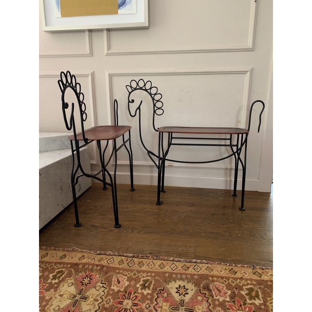 Sculpture and stool in one. Sturdy and can hold a lot of weight. Firm enough to use as side tables, benches at the end of...