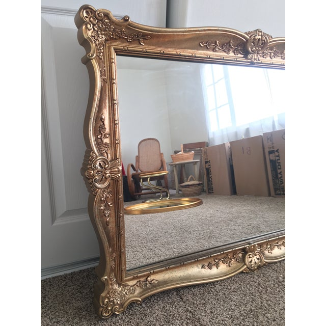 Large Baroque French Mirror Chairish