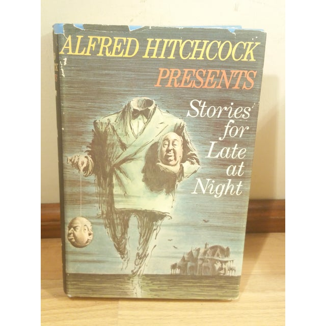 Alfred Hitchcock Presents Stories for Late at Night Book - Image 2 of 6