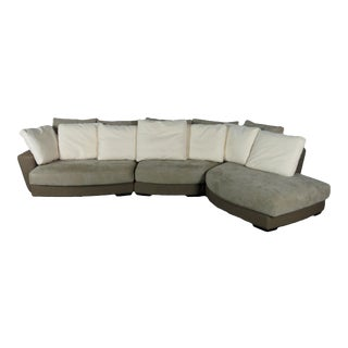 Roche Bobois Modern Sectional Sofa For Sale