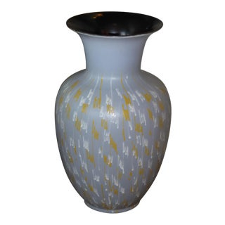 Carstens Tonnieshof German Mid-Century Modern Floor Vase 1956 For Sale