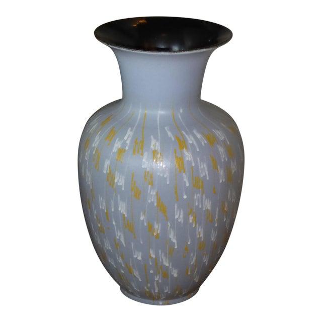 Carstens Tonnieshof German Mid-Century Modern Floor Vase 1956 For Sale