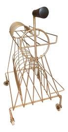 Image of Art Deco Magazine Racks