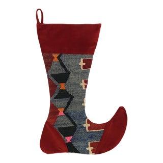 Large Kilim Christmas Stocking | Goodwill