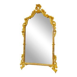 19th c. Rococo Revival Mirror For Sale