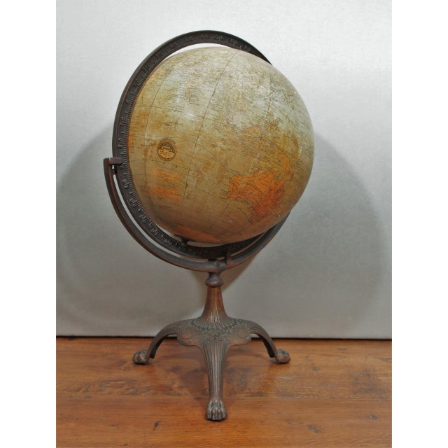 Terrestrial Globe For Sale - Image 9 of 9
